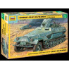 Model Kit tank 3588 - Sd.Kfz.251/10 w/3.7cm PAK (RR) (1:35)