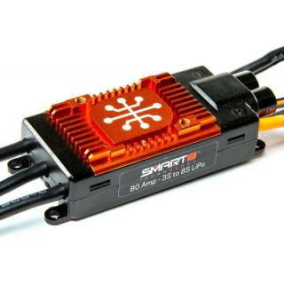 Spektrum Smart regulátor Avian 80A BL 3S-8S