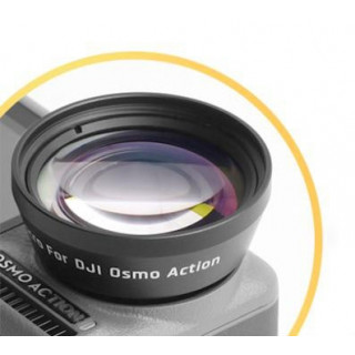 Osmo Action - makro objektiv 15x