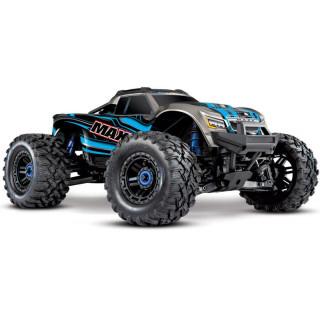 Traxxas Maxx 1:8 4WD TQi RTR modrý