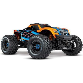 Traxxas Maxx 1:8 4WD TQi RTR oranžový