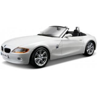 Bburago BMW Z4 1:18 bílá