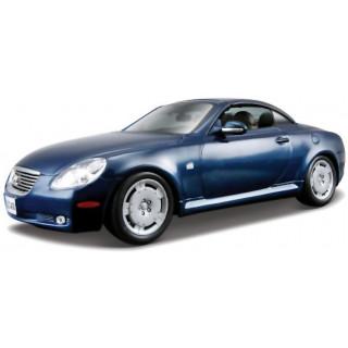 Bburago Lexus SC 430 1:18 modrá