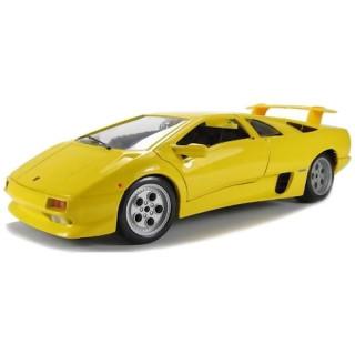 Bburago Lamborghini Diablo 1:18 žlutá
