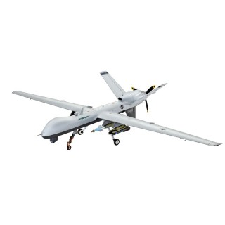 Plastic ModelKit letadlo 04865 - Unmanned Aerial Vehicle MQ-9 REAPER (1:48)