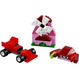 LEGO Classic - Červený kreativní box