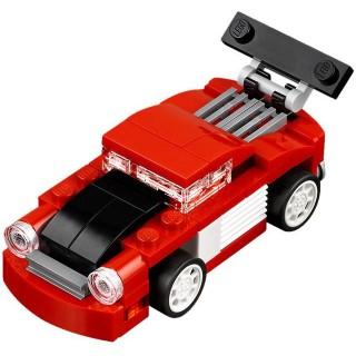 LEGO Creator - Červené závodní auto
