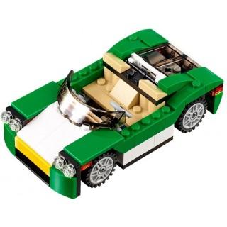 LEGO Creator - Zelený rekreační vůz