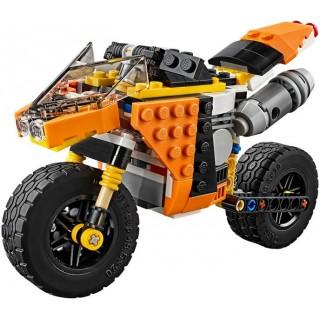LEGO Creator - Silniční motorka