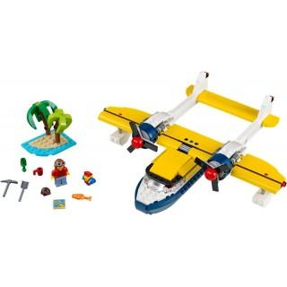 LEGO Creator - Dobrodružství na ostrově