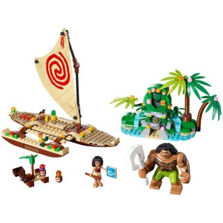 LEGO Disney - Moana's Ocean Voyage
