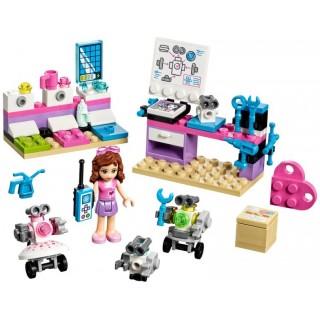 LEGO Friends - Olivia a tvůrčí laboratoř