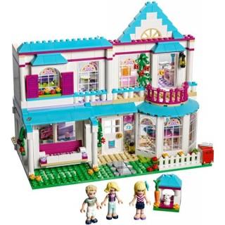 LEGO Friends - Stephanie a její dům
