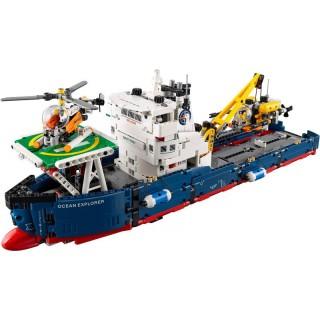 LEGO Technic - Výzkumná oceánská loď