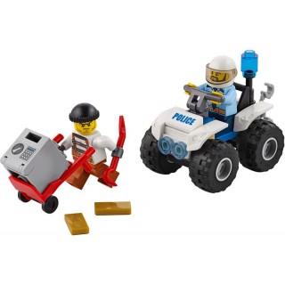 LEGO City - Zatčení na čtyřkolce