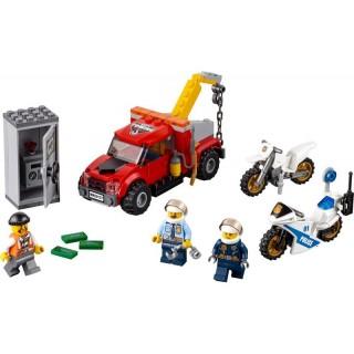 LEGO City - Trable odtahového vozu