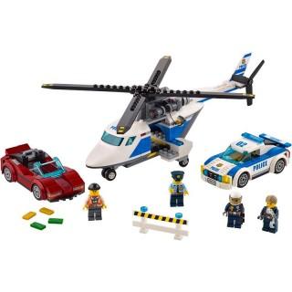 LEGO City - Honička ve vysoké rychlosti