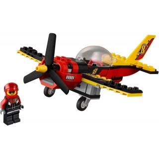 LEGO City - Závodní letadlo