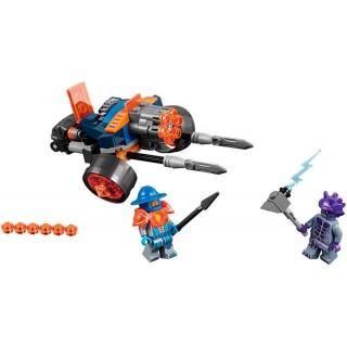 LEGO Nexo Knights - Dělostřelectvo královy stráže