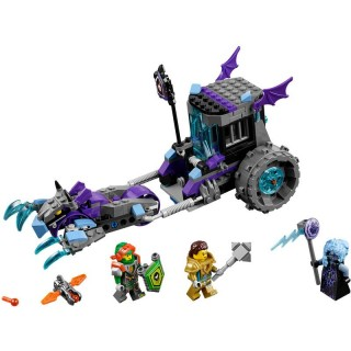 LEGO Nexo Knights - Ruina a mobilní vězení