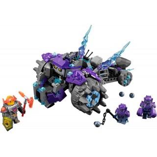 LEGO Nexo Knights - Tři bratři