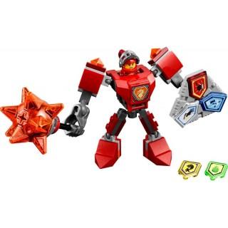LEGO Nexo Knights - Macy v bojovém obleku