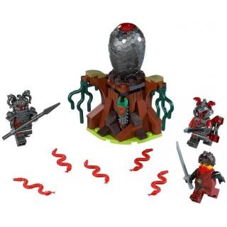 LEGO Ninjago - Rumělkoví válečníci útočí