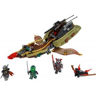 LEGO Ninjago - Stín osudu