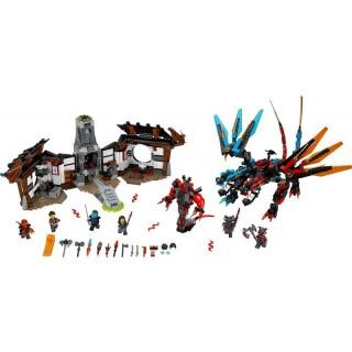 LEGO Ninjago - Dračí kovárna