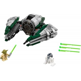LEGO Star Wars™ - Yodova jediská stíhačka