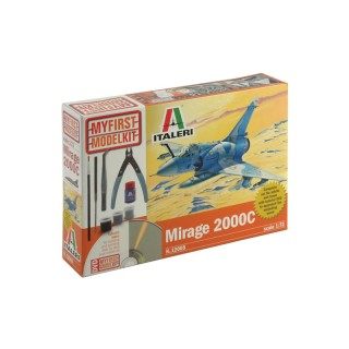 My First Model Kit letadlo 12005 - MIRAGE 2000C (1:72)
