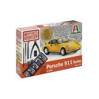 My First Model Kit auto 12006 - PORSCHE 911 Turbo (1:24)