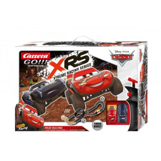 Autodráha Carrera GO 62478 Cars - Mud Racing