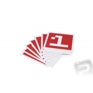 DJI RoboMaster S1 - rozpoznávací karty