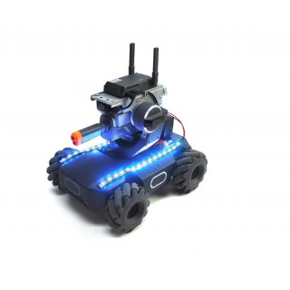 Robomaster S1 - barevné LED osvětlení s DO