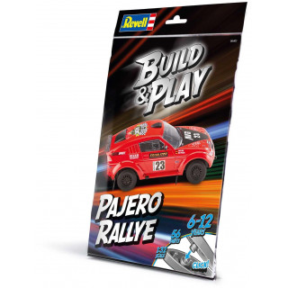 Build & Play auto 06401 - Mitsubishi Pajero (1:32)