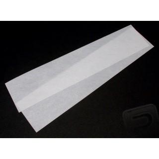 """CA """"papírový"""" závěs, aršík 50x230mm, 2ks"""