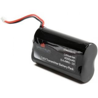 Spektrum - baterie vysílače LiIon 4000mAh DX6R