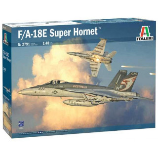 Model Kit letadlo 2791 - F/A-18 E SUPER HORNET (1:48)