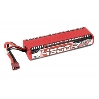 Sport Racing 50C LiPo Stick Hardcase-4500mAh-7.4V-T-DYN (33,3Wh)