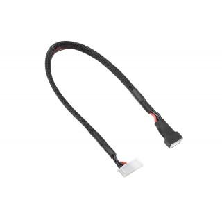 Balanční prodlužovák - 3S XH konekt. - nabíj. 6S XH zástrčka - silik. kabel 22AWG - 30cm