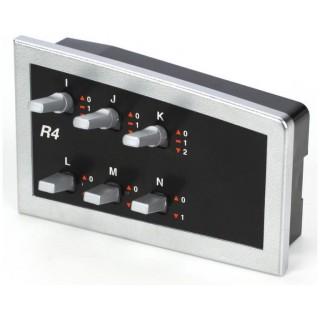 DX10t - Funkční modul R4