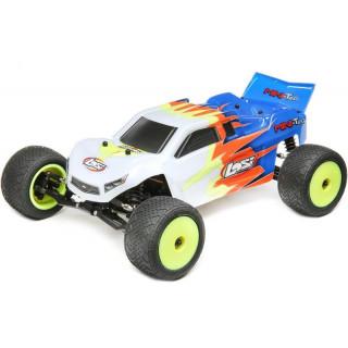 Losi Mini-T 2.0 1:18 RTR modrá/bílá