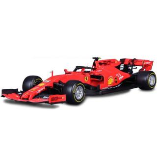 Bburago Ferrari SF90 1:18 NO5 Vettel