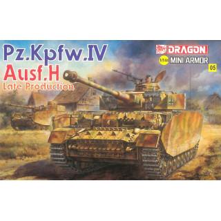 Model Kit tank 14108 - Pz.IV Ausf.H (1:144)