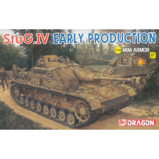 Model Kit tank 14111 - StuG.IV Early (1:144)