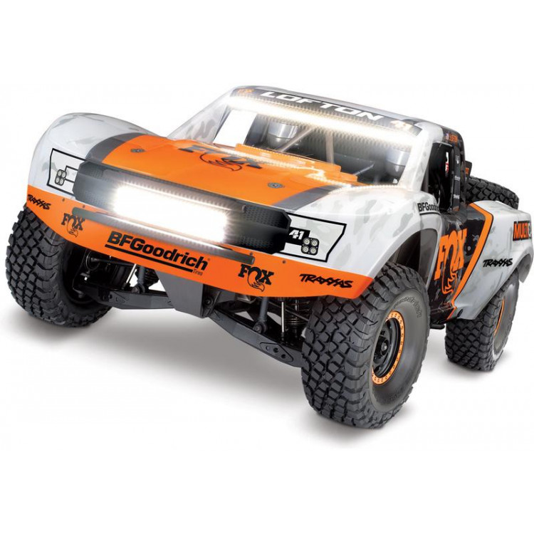 Traxxas Unlimited Desert Racer 1:8 TQi RTR s LED Fox