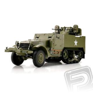 TORRO 1/16 RC M16 Half-track kolopásové vozidlo