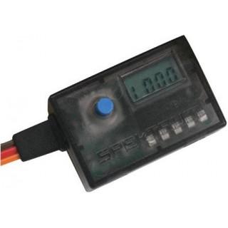 Spektrum - Flight Log zobrazovací jednotka