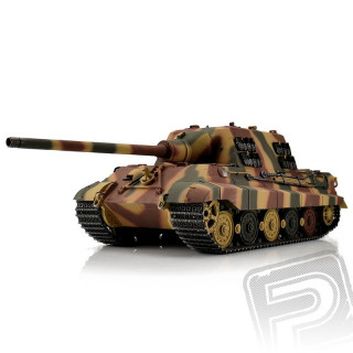 TORRO tank PRO 1/16 RC Jagdtiger kamufláž - infra